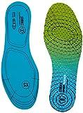 Sidas Impact Reducer Dual Foam Semelle Running Mixte Adulte Bleu FR : L...
