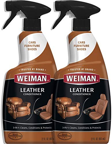 best leather cleaner and conditioners for cars 2020 reviews & Guide