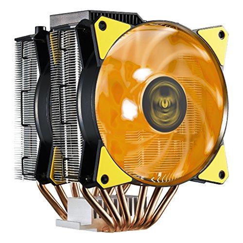 Cooler Master MasterAir MA410M TUF Edition 空冷CPUクーラー [Intel/AMD両対応] FN1196 MAM-T4PN-AFNPC-R1