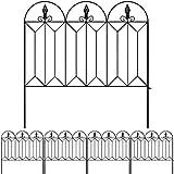 Amagabeli Garden Fence 24inx10ft Outdoor Decorative Fencing Landscape Wire Fencing Folding Wire...