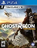 PS4 TOM CLANCY'S GHOST RECON: WILDLANDS (US)