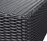 Allibert Lounge Sofa California 2-Sitzer, graphit/panama cool grey - 3