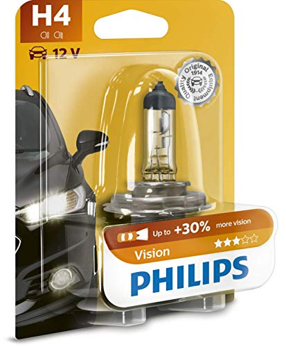 Philips automotive lighting 871150047480 Philips 12342PRB1-H4 Vision