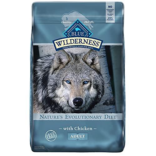 Blue Buffalo Wilderness High Protein Grain Free...