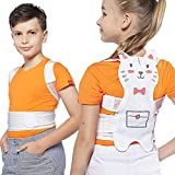 Posture Corrector for Kids Back Braces for Girls Teens - Back Spinal Support - Small