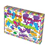 Bo Buggles Face Paint Kit for Kids with 30 Stencils, Professional...