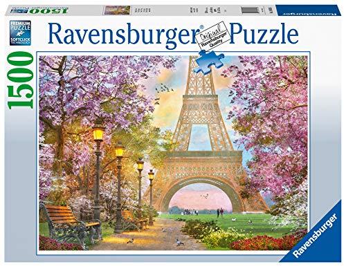 Ravensburger Puzzle - Amore a Parigi, 16000 6
