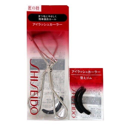 Shiseido Eyelash Curler + Refill Set (Original Version)