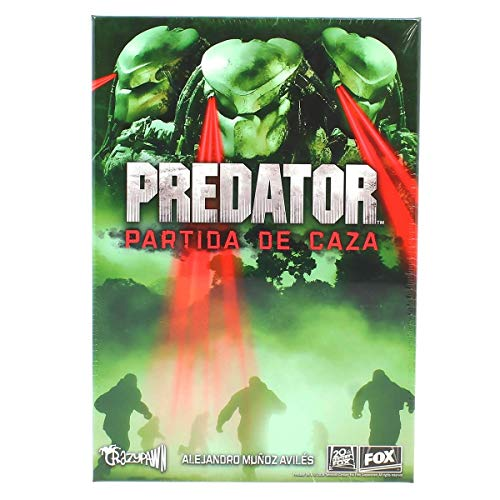 Crazy pawn - Juego de Mesa Predator: Partida de Caza, Multicolor
