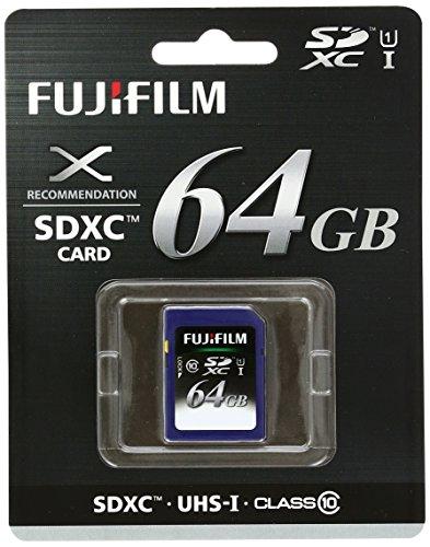 富士フイルム SDXC-064G-C10U1 UHS-I SDXCカード64GB