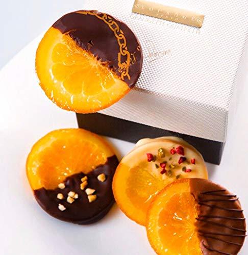 ルワンジュ東京 【オランジェット キャトル 4枚】 母の日 プレゼント チョコレート ギフト 人気 スイーツ 高級