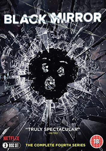 ブラックミラー シーズン4 [DVD-PAL方式 ※日本語無し](輸入版)-ブラック Mirror Season 4-
