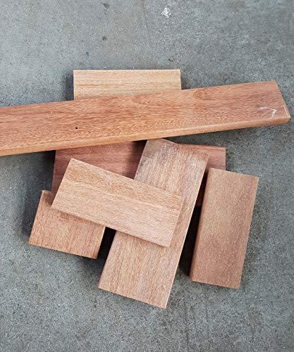 Cumaru Verschnitt und Bastelholz (kg)