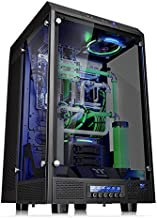 Thermaltake Tower 900 Black Edition Tempered Glass Fully Modular E-ATX Vertical Super..
