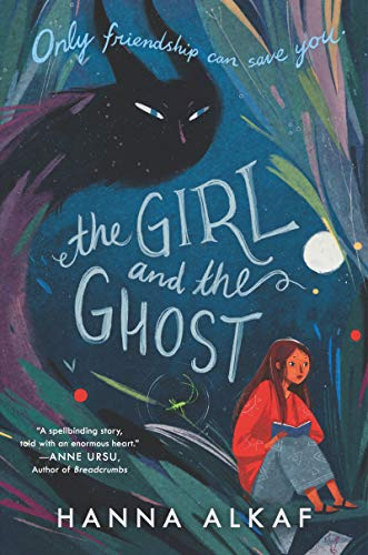 The Girl and the Ghost by [Hanna Alkaf]