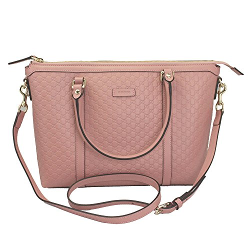 """Size: 13.4""""x 8.7""""x 4.7"""", 34cmx 22cmx 12cm Color: Pink Material: Leather"""