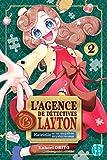 L'agence de détectives Layton T02: Katrielle et les enquêtes mystérieuses