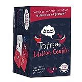 Totem Le Jeu Qui du Bien - Édition Couple | Le Cadeau Romantique...