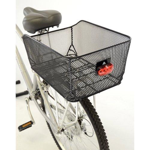Axiom Basket Rear Ractop Market Basket Blk Mesh - 171439-01