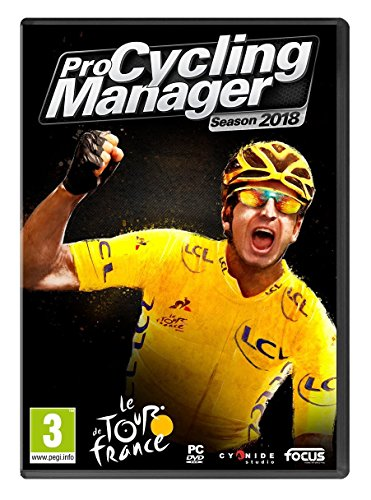 Pro Cycling Manager 2018 (PC DVD) (輸入版)