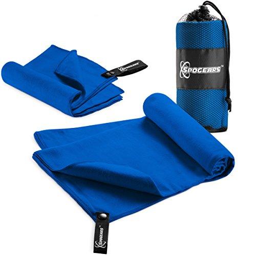SPOGEARS Microfiber Towel