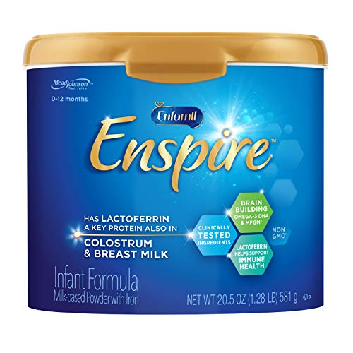 Enfamil Enspire Baby Formula with Lactoferrin (found in...
