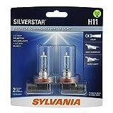 SYLVANIA - H11 SilverStar -...