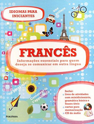 Francês - Coleção Idiomas Para Iniciantes