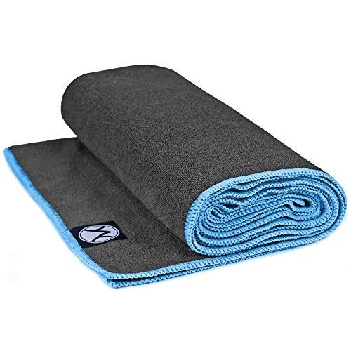 51t8EVLzxNL - The 7 Best Yoga Towels for Surviving Sweaty Practices