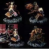 GSDGSD Figura de Anime Devil'S Blade Nezuko Demon Slayer posición sentada Mochila Estatua Kimetsu No Yaiba Figura de acción Modelo Juguetes decoración