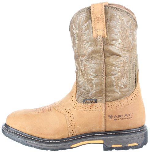 ARIAT Men's Workhog H2o Work Boot