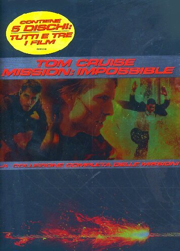 Mission: Impossible Trilogia