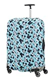 Samsonite Global Travel Accessories Disney - Funda para Maleta en Lycra, L, Azul (Mickey/Minnie Blue)