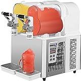 VEVOR Slushy Machine, 3L x 2 Daiquiri Machine Commercial, Single Bowl Frozen Drink Slush Machine,...
