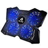 KLIM Wind + Base de refrigeración para portátil + La más Potente + Refrigerador portátil de 4...