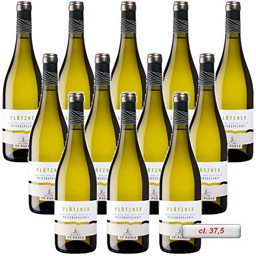 Pinot Bianco PLTZNER Alto Adige Pinot Bianco Pltzner DOC St.Pauls Cantina Produttori San Paolo (12 bottiglie cl. 37,5)