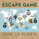 Escape game : sauve la planète