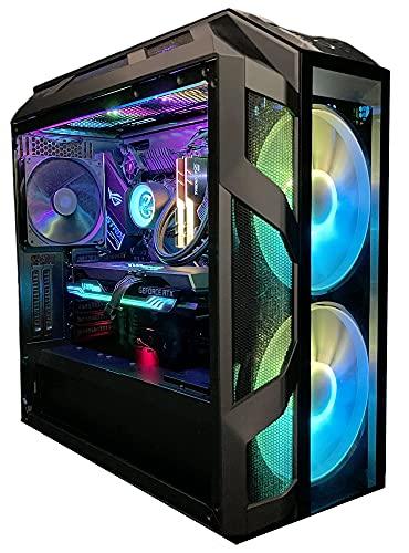 Ultra Gamer DREAM PC | INTEL Core i9-108950K 10x3.6GHz 10th Generation | 32GB DDR4 RGB RAM | 1TB M.2 SSD| 10GB NVIDIA GeForce RTX3080 OC | W10Pro - Wasserkühlung - WIFI Gaming Komplettrechner