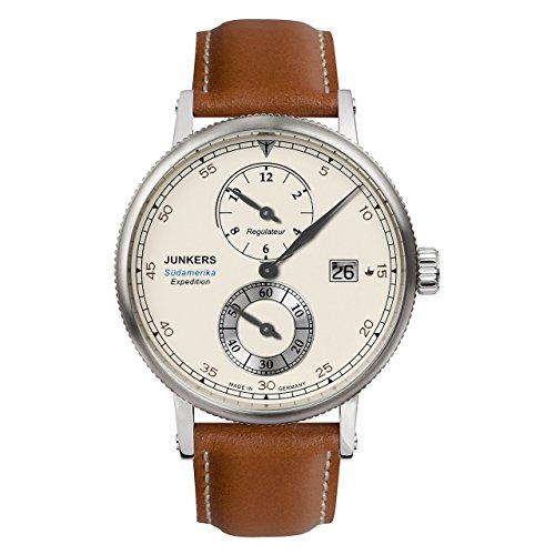Junkers Serie Expedition Südamerika Automatik Regulateur 6512-1