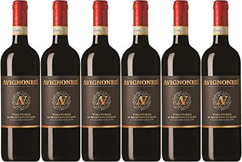 Avignonesi Vino Nobile Di Montepulciano DOCG 2015, 6er Pack (6 x 0.75 l)