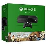 Inclus avec le produit : le jeu Fallout 4 en version physique le jeu Fallout 3 en téléchargement 1 manette sans fil 1 micro casque filaire 1 bloc d'alimentation 1 câble HDMI 2 piles LR6 AA Console Xbox One (Microsoft) : garantie constructeur 2 ans. C...