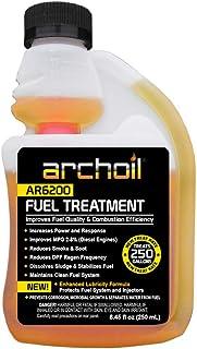 Archoil AR6200 (8oz) Fuel Treatment – Treats 250 Gallons – Diesel Additive/Fuel Additive