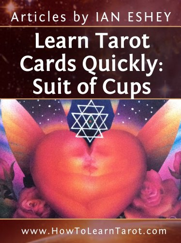 Learn Tarot Cards Quickly: Suit of Cups