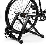 GOPLUS Home Trainer Vélo Entrâineur de Vélo Capacité de Charge 150KG...