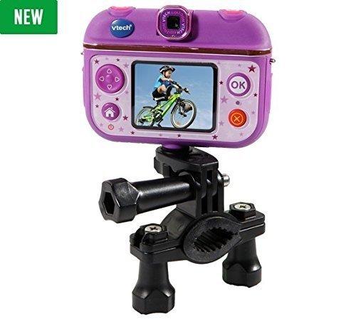 VTech KidiZoom Action Cam 180 - Regalo di Natale rosa