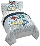 Jay Franco Harry Potter Witchcraft & Wizardry Bed Set, Twin