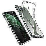 ESR iPhone11 Pro 用 ケース クリアケース 5.8インチ 透明 スリム 軽量tpuカバー 柔軟シリコン……