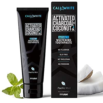"""""""Nature's Answer To Teeth Whitening"""" We teamed up with Mother Nature to deliver a toothpaste with the most effective whitening and cleansing ingredients on earth. Powered by Activated Charcoal, Certified Organic Coconut Oil, and Baking Soda this chem..."""