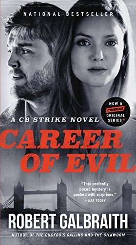 Career of Evil (Cormoran Strike Book 3)
