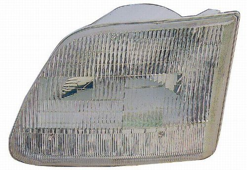 DEPO 331-1129L-ASN Replacement Driver Side Headlight Assembly (This product is an aftermarket product. It is not created or sold by the OE car company)